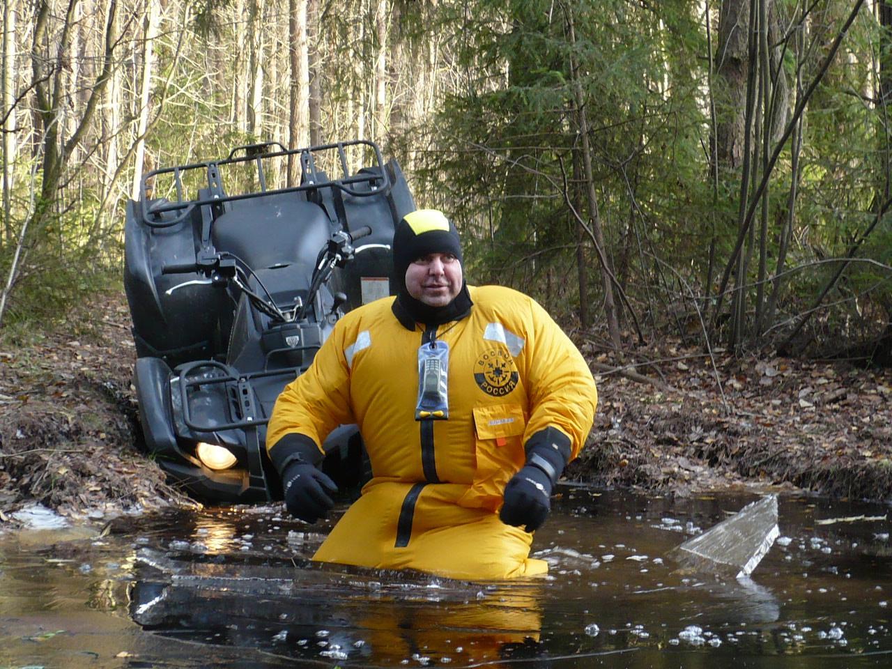 Самоспас зимняя рыбалка